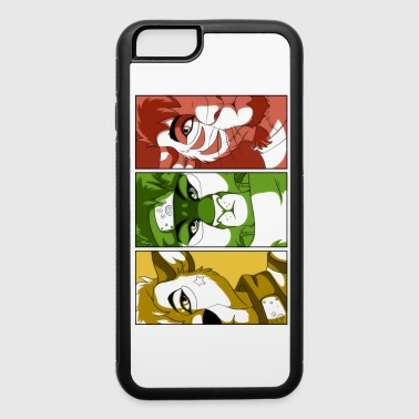 The Three Guardians Phone & Tablet Cases - iPhone 6/6s Rubber Case