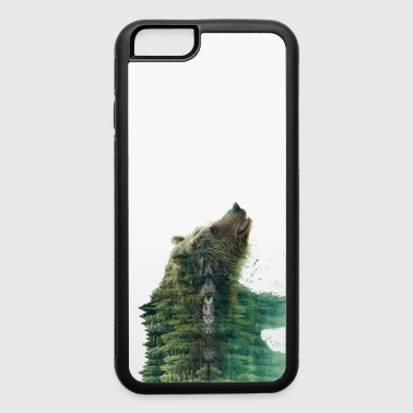 Grizzly Bear - iPhone 6/6s Rubber Case