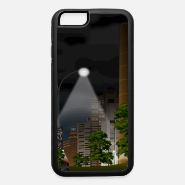 Elm City Green - iPhone 6/6s Rubber Case