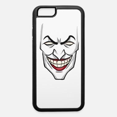 premium selection ec388 0d973 joker iPhone 6/6s Rubber Case - white/black
