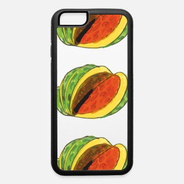 melon three times - iPhone 6 Case