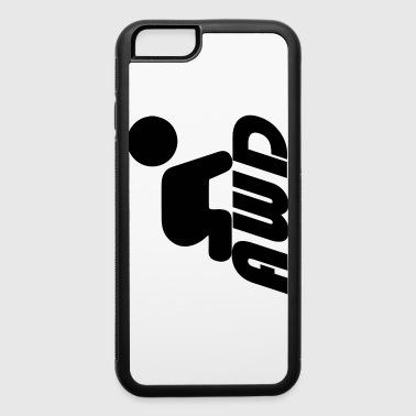 AWD Baby - iPhone 6/6s Rubber Case