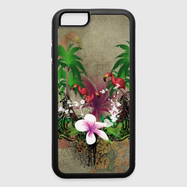 Wonderful tropical design - iPhone 6/6s Rubber Case