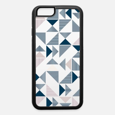 Triangle Abstract Triangles Geometric Pattern - iPhone 6 Case