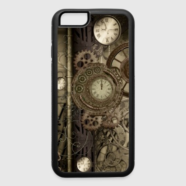 Awesome steampunk design - iPhone 6/6s Rubber Case