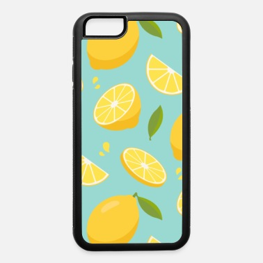 Pattern Adorable Lemon Pattern - iPhone 6 Case