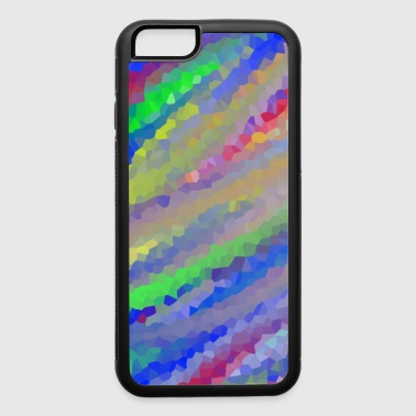 Crystal Water Color Design. - iPhone 6/6s Rubber Case