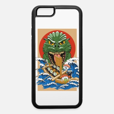 Monster Graphic Sushi monster - iPhone 6 Case