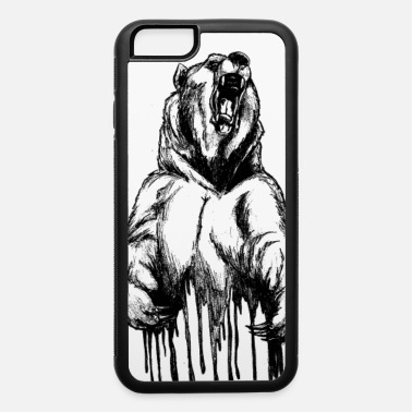 Grizzly GRIZZLY - iPhone 6/6s Rubber Case