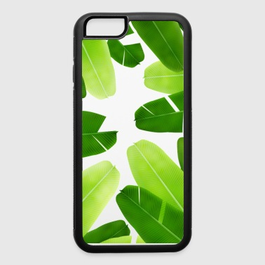Banana Leafs case - iPhone 6/6s Rubber Case