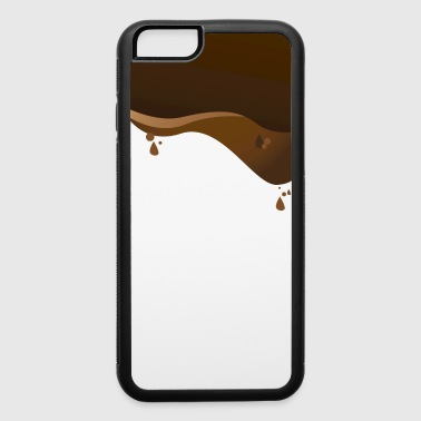 chocolate - iPhone 6/6s Rubber Case