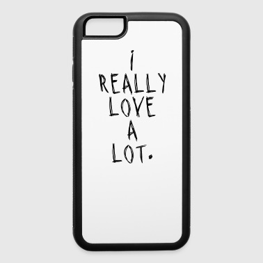 /\/\ /\ Y /\ - iPhone 6/6s Rubber Case