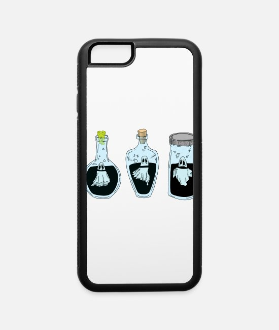 Daily iPhone Cases - Ghosts (its Halloween time) - All Hallows Eve - iPhone 6 Case white/black