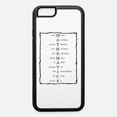 Mathematics Mathematics - iPhone 6 Case