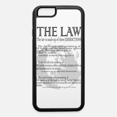 Hijacker The Global Estate Trust is on a shirt! - iPhone 6 Case