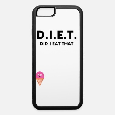 Street Workout D.I.E.T. ai-je mangé ça - iPhone 6 Case