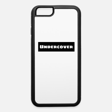 Collections Undercover Collection - iPhone 6/6s Rubber Case