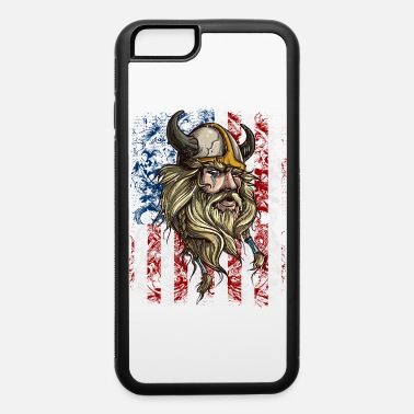 Style Viking Nordic Warrior American - iPhone 6 Case