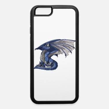 Mythological Blue Dragon Water Dragon - iPhone 6 Case