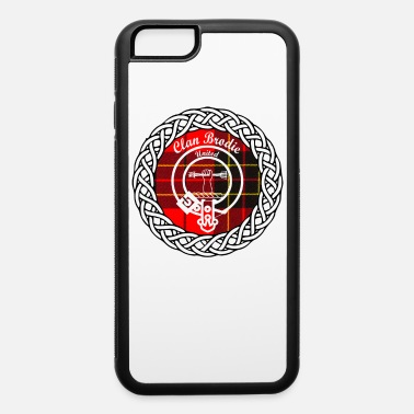 Coat Of Arms Logo Brodie surname Scottish Clan tartan crest - iPhone 6 Case