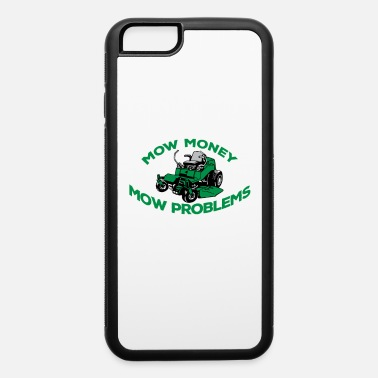 Mow Zero turn mower lawn mower garden lawn care - iPhone 6 Case