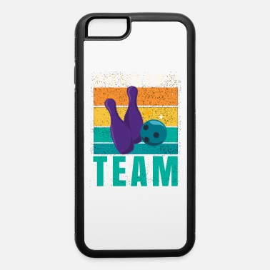 Bowling Club Bowling Club T-shirt - iPhone 6 Case