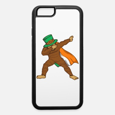 Tradition Irish Leprechaun Bigfoot St. Patricks Day - iPhone 6 Case
