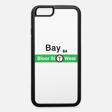 BAY Street - iPhone 6/6s Rubber Case