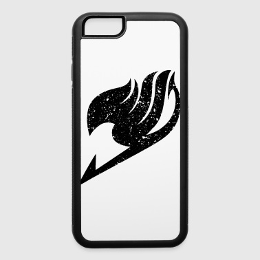 Fairy Tail black fairy tail - iPhone 6/6s Rubber Case