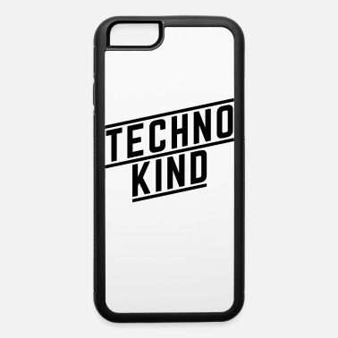 Techno Techno - iPhone 6 Case