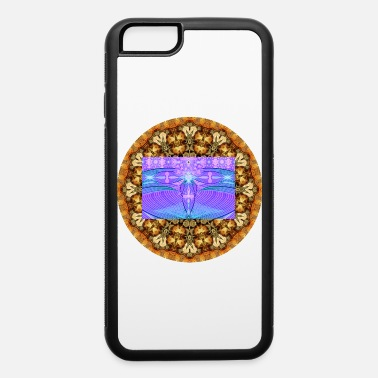 Meditating Deep Dream Visions - iPhone 6 Case
