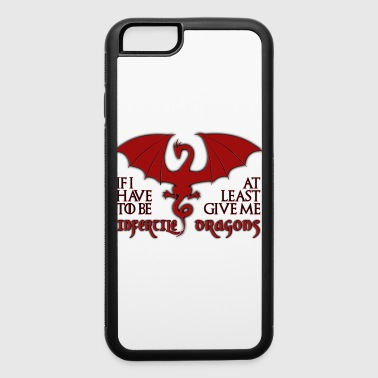 Consolation Dragons - iPhone 6/6s Rubber Case