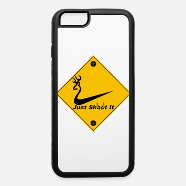 Deer Hunting Hunting Deer Crossing - iPhone 6 Case