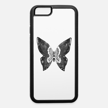 Pink Floid nick mason butterfly - iPhone 6 Case