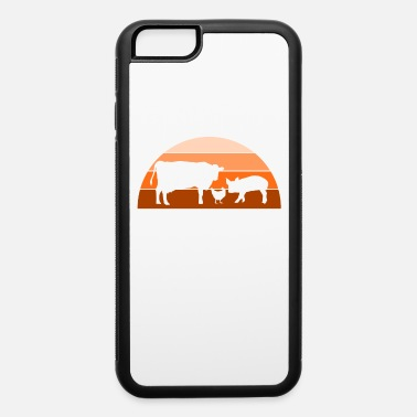 End A Nice Grilling Tee For Griller A Cow A Pig A - iPhone 6 Case