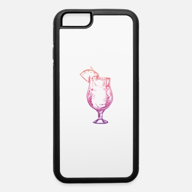 Teenager Gin - iPhone 6 Case
