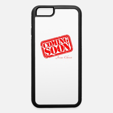 Savior Jesus is Lord, saves, bible, Christ, God, church - iPhone 6 Case