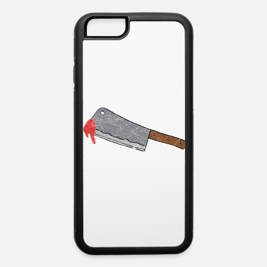 Handgun Great Knife Shirt For Knife Lovers Saying Just - iPhone 6 Case