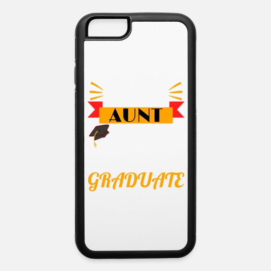 College iPhone Cases - Graduating this year? Here's an awesome Tshirt - iPhone 6 Case white/black