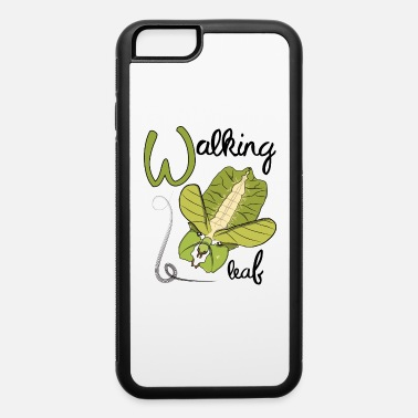Green Walking Leaf Insect - iPhone 6 Case