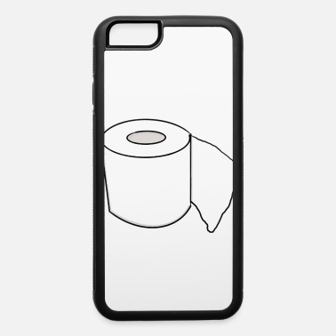 Sarscov2 toilet paper - iPhone 6 Case
