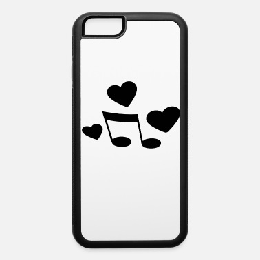 Music Love music love - iPhone 6 Case