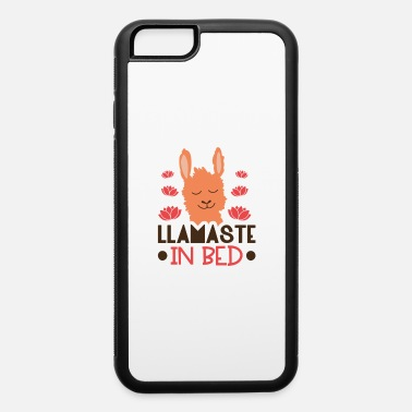 Bed Llamaste in bed - iPhone 6 Case