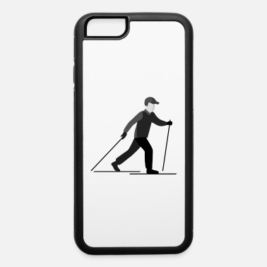 Ski Bindings Ski - iPhone 6 Case