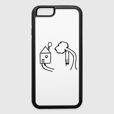 Swinging  - iPhone 6/6s Rubber Case
