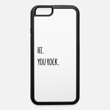Teen you rock - iPhone 6/6s Rubber Case
