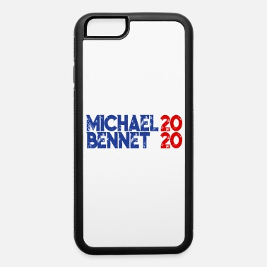 Democracy Michael Bennet 2020 Vote President Campaign US - iPhone 6 Case