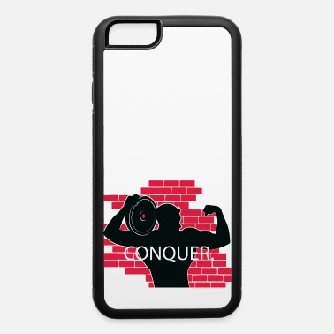 Conquer CONQUER - iPhone 6 Case