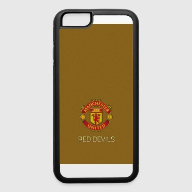 Manchester United phone case design style1 - iPhone 6/6s Rubber Case