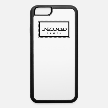 Unbounded Cloth official logo - iPhone 6/6s Rubber Case